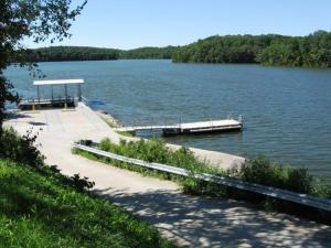 Sugar Creek Lake - Dock