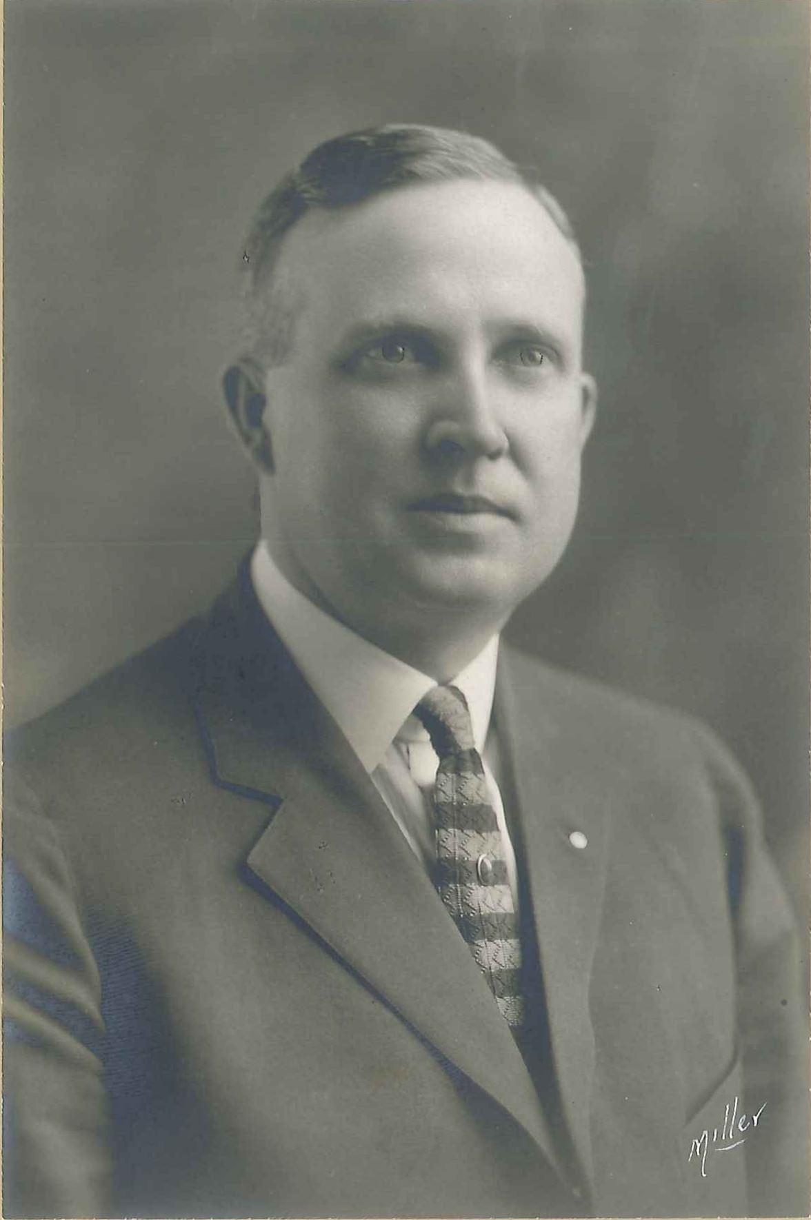 Image of J P Mize