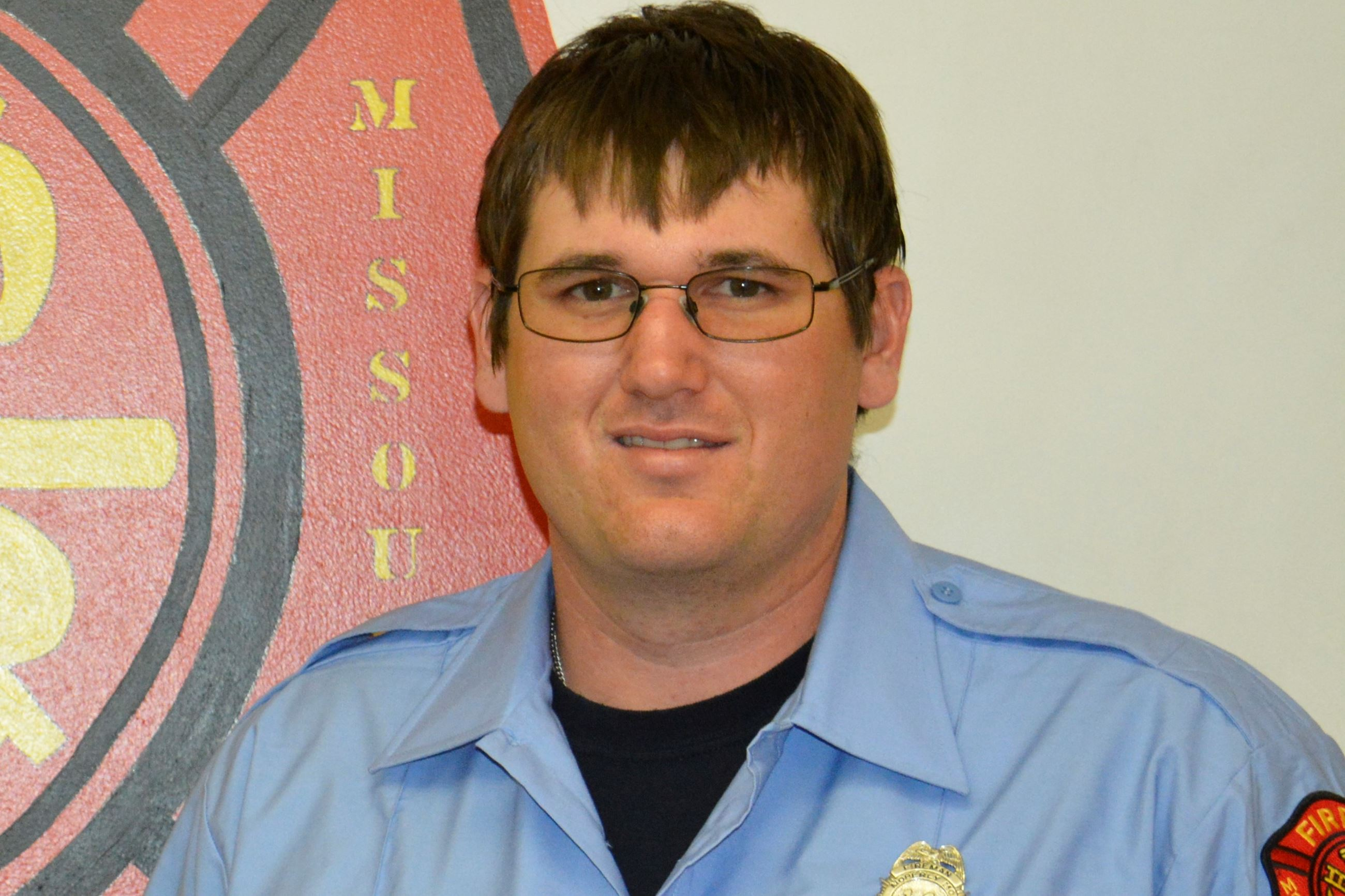 Cody Westhues firefighter