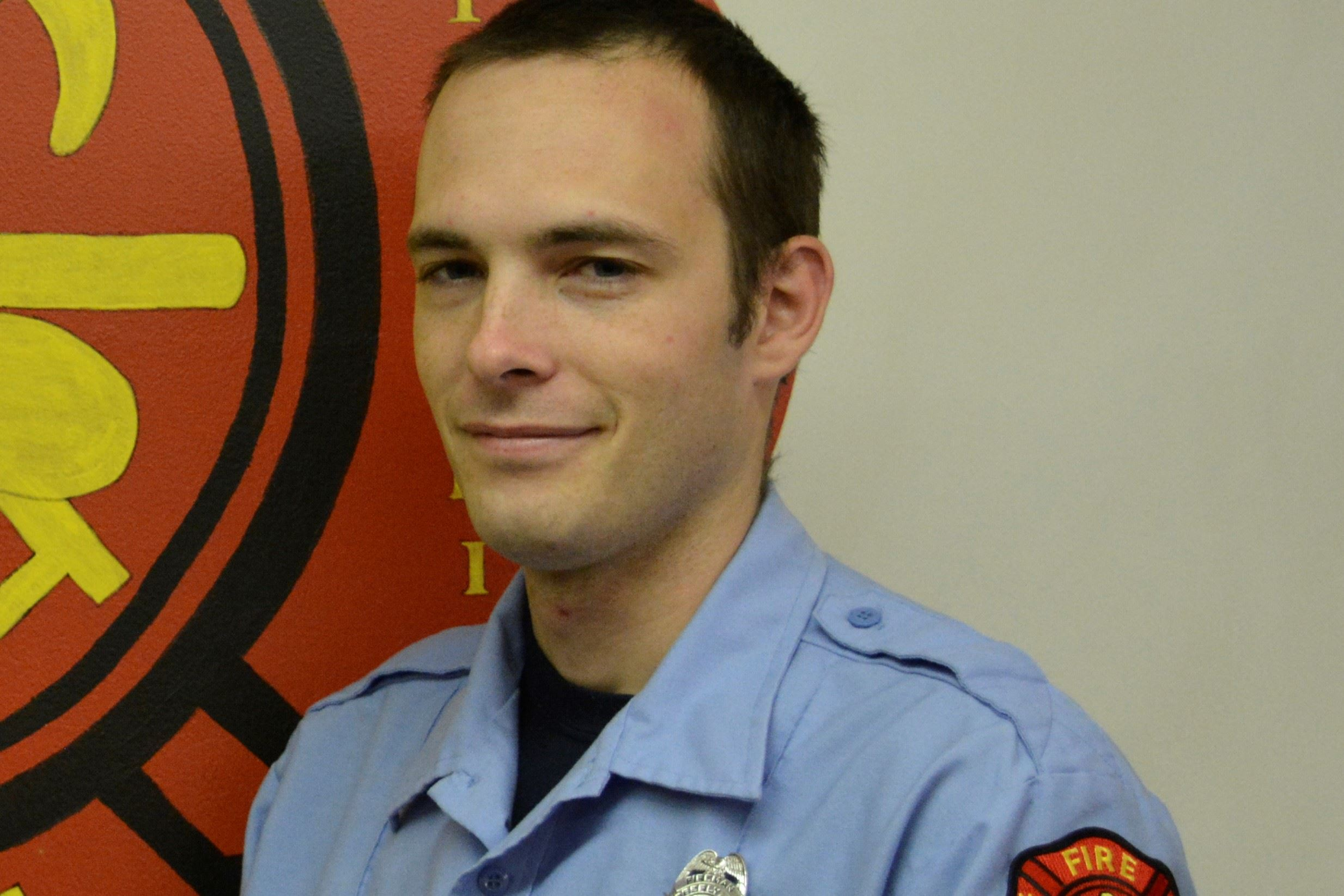 Nichols Richards firefighter