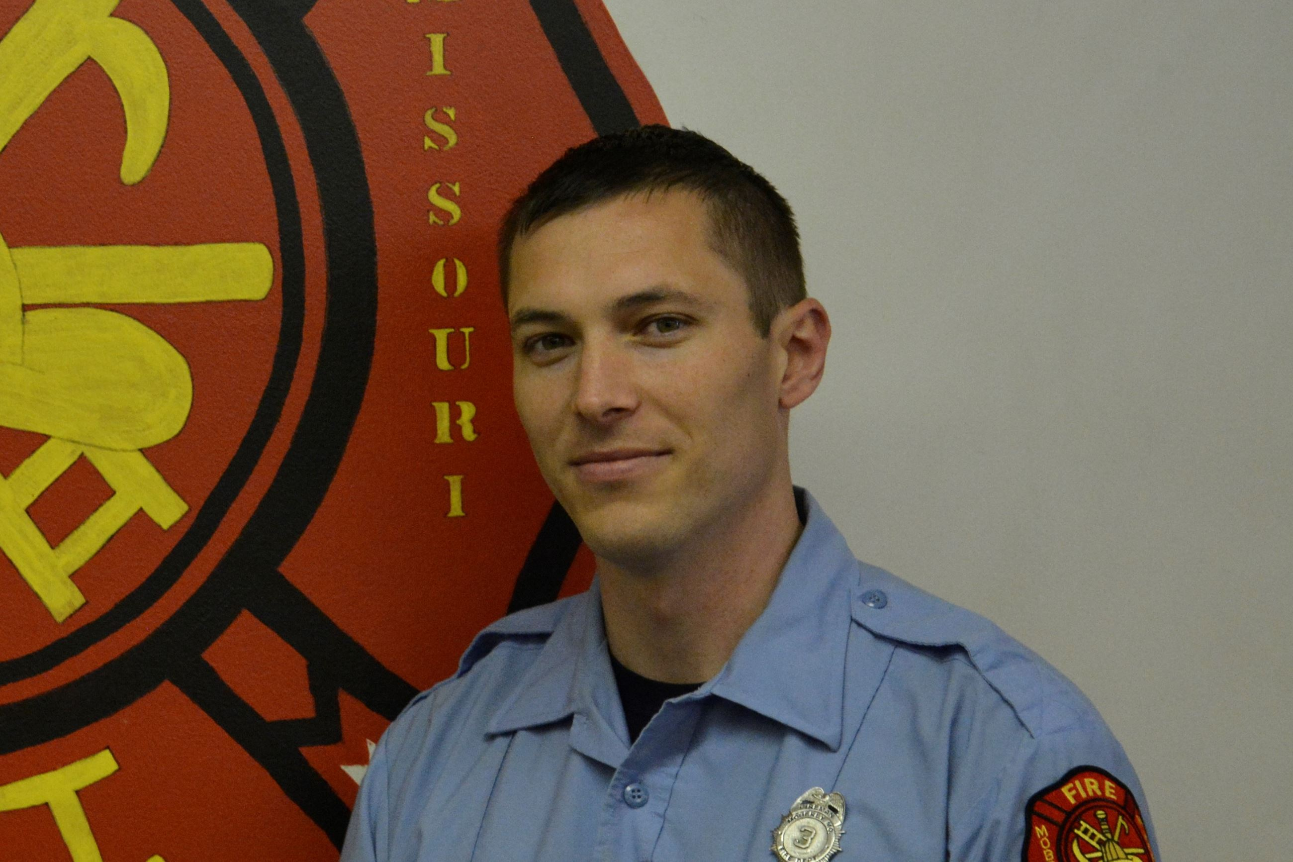 Ross Dutton Firefighter