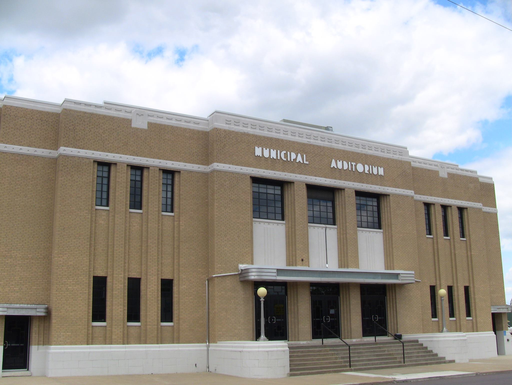 Photo of Moberly Municipal City Auditorium